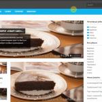 Автонаполняемый большой кулинарный портал (Премиум), для заработка на Google Adsense и РСЯ