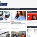 Автонаполняемый мощный новостной сайт (Премиум), для заработка на Google Adsense и РСЯ