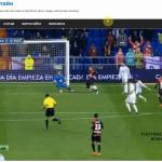 Автонаполняемый сайт Футбол Онлайн («Живой» дизайн), для заработка на Google Adsense и РСЯ