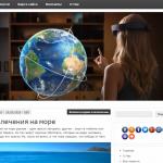 Автонаполняемый сайт избранных новостей, для заработка на Google Adsense и РСЯ
