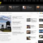 Автонаполняемый сайт международных новостей EuroNews (Премиум), для заработка на Google Adsense и РСЯ