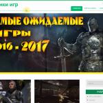 Автонаполняемый сайт новинки игр, для заработка на Google Adsense и РСЯ