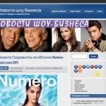 Автонаполняемый сайт о звездах и знаменитостях, для заработка на Google Adsense и РСЯ