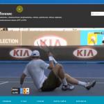 Автонаполняемый сайт теннис («Живой» дизайн), для заработка на Google Adsense и РСЯ