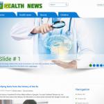 Автонаполняемый англоязычный сайт здоровье, для заработка на Google Adsense