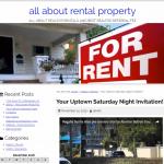Купить англоязычный сайт аренда недвижимости, для заработка на Google Adsense