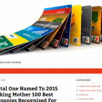 Купить англоязычный сайт кредитные карты под ключ, для заработка на Google Adsense