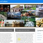 Купить англоязычный сайт культуры под ключ, для заработка на Google Adsense