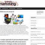 Купить англоязычный сайт маркетинг под ключ, для заработка на Google Adsense