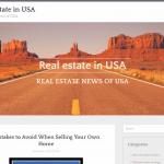 Купить англоязычный сайт недвижимости в США под ключ, для заработка на Google Adsense