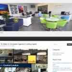Купить англоязычный сайт недвижимости под ключ, для заработка на Google Adsense