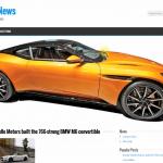 Купить англоязычный сайт новости авто под ключ, для заработка на Google Adsense
