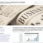 Купить англоязычный сайт новости бизнеса под ключ, для заработка на Google Adsense