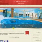 Автонаполняемый англоязычный сайт о недвижимости, для заработка на Google Adsense