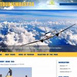 Автонаполняемый англоязычный сайт туристических новостей, для заработка на Google Adsense