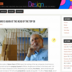 Автонаполняемый англоязычный сайт Design, для заработка на Google Adsense