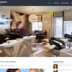 Автонаполняемый англоязычный сайт Beauty Saloon, для заработка с Google Adsense